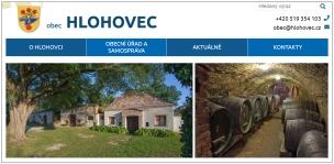 Obec Hlohovec
